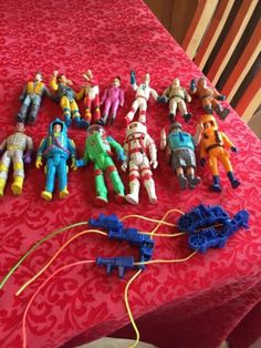 Vintage #1980's ghostbuster #figures with proton #packs + ghost toys - vgc,  View more on the LINK: 	http://www.zeppy.io/product/gb/2/171968713099/