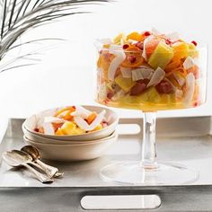 Florida Ambrosia Salad - Healthy Weight Loss Recipes -  Click For More!