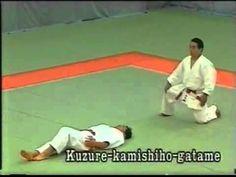 Judo: Katame-no-kata - YouTube