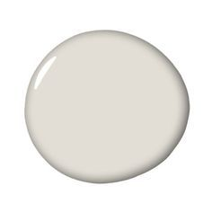 """Cornforth White, Farrow & Ball. """"This pale gray paint has a touch…"""