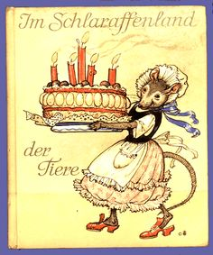 Else Wenz-Vietor,(1882-1973,German ) was a children's book illustrator. In the 1920's and 1930's.