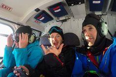 Helitime thanks to Viking Heliskiing  Riders: Chris Schnabel, Flo Oerly Photo: Florian Albert