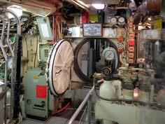 Tours are offered through the Oberon Class submarine HMAS Ovens at the Western Australian Maritime Museum in Fremantle, Western Australia. Maritime Museum, Submarines, Ovens, Western Australia, Westerns, Tours, Navy, War, Hale Navy