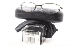 OAKLEY OX 3107-02 Whisker 6B Pewter 55mm RX Eyeglasses NWC AUTH  #Oakley