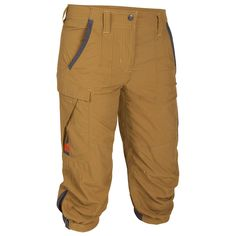 Buy Salewa - Women's Ambiez Dry 3/4 Pant - Shorts online | Bergfreunde.co.uk