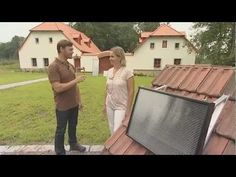 SolarVenti v Receptáři Prima Nápadů - solární panely pro chalupáře