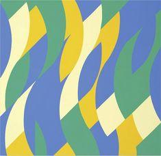 paleta de colores IEI Bridget Riley