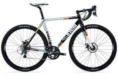 Cinelli Zydeco Tiagra Disc 2017 Cyclocross Bike Black Silver EV293876 8575 1_Thumbnail