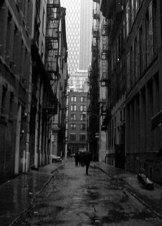 photos of ny alleys - Bing Images