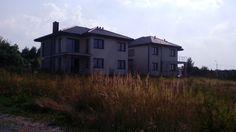 Projekt Riwiera 4 - zbliźniaczona #dom #projekt # budowa