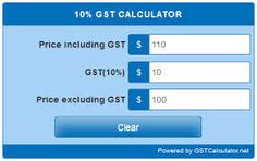 Online GST Tax Calculator To Simplify GST Computation. Click here to know more http://gstcalculator.xyz/