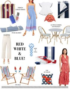 The BEST of Memorial Day Sales! | Cedar & Rush Best Memorial Day Sales, Fall Bedroom, Fourth Of July Decor, Summertime Outfits, Queen Sheets, Red Gingham, Going Out Outfits, Autumn Home, Red White Blue