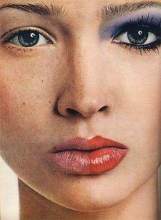 Before photoshop, there was photography  #RichardAvedon 1972