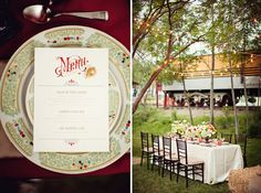 A beautiful outdoor tablescape inspired by Water for Elephants.