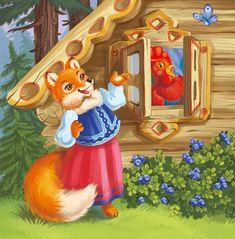 Иллюстратор Вера Север. Обсуждение на LiveInternet - Российский Сервис Онлайн-Дневников Animals Images, Cute Animals, Farm Animal Coloring Pages, Winter Crafts For Kids, Illustrators, Princess Peach, Cute Pictures, Art Drawings, Drawing Art