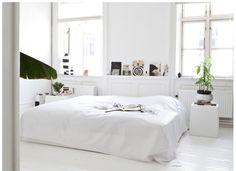 master bedroom white
