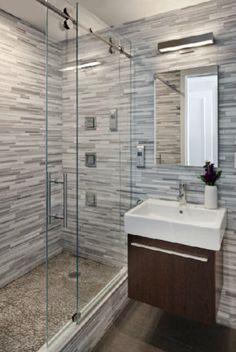 Aston SDR978 60 Frameless Clear Glass Sliding Shower Door http