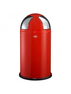 Wesco Push Two (50L) - Red - Red - Colours | Homeware Boutique