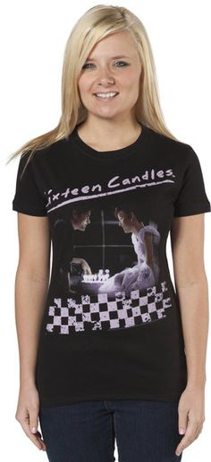 Birthday Sixteen Candles T-Shirt