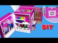 cardboard crafts diy organizer D - cardboardcrafts Diy Organizer, Cardboard Organizer, Cardboard Storage, Cardboard Box Crafts, Desk Organization Diy, Diy Desk, Diy Craft Projects, Diy Crafts, Diy Hanging
