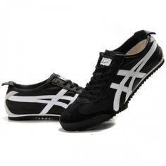 detailed look 2ef28 ebab5 2012 Asics Onitsuka Tiger NIPPON MADE Lambskin Mens Shoes Black White  Hiking Shoes, Onitsuka Tiger