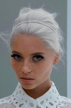 #chanel #grey #hair   yay or nay?