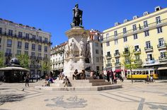 Lisbon bears the mark of an incredible heritage with laid-back pride. Algarve, Weekend Deals, Night Train, Pavement, Portuguese, Street View, Scene, Europe, The Incredibles