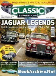 Title: Classic & Sports Car Publisher: Haymarket Consumer Media Presented on website: BookArchive.Net year/month: February 2016 260 pages language: English is The world's best selling classic car magazine Classic & Sports Car is the world's best selling classic car magazine and the undisputed authority for all owners and enthusiasts. Whether your interest is Italian Exotica, British sports cars of the 1950s and 1960s or modern classics, every issue of Classic & Sport...