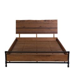 Ingen Industrial Queen Bed Frame