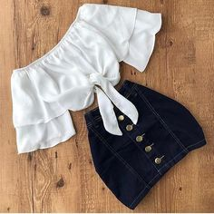 School outfits 63 Trendy Kleidung für Teenager Outfits Dates Outfits The History of Rings During the Trendy Outfits For Teens, Crop Top Outfits, Teen Fashion Outfits, Cute Casual Outfits, Date Outfits, Cute Summer Outfits, Pretty Outfits, Stylish Outfits, Outfit Summer