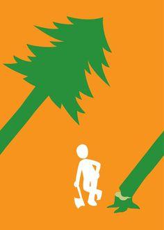 #Deforestation #ClimateChange