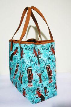 Utari Papua Batik Bag - Djokdja Batik and Handicraft