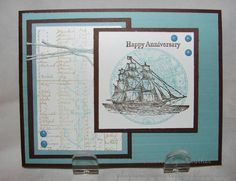 Nautical Wishes by Playwriter - Cards and Paper Crafts at Splitcoaststampers