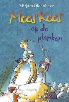 Mees Kees op de planken - Mirjam Oldenhaven (VakantieBieb 2015)
