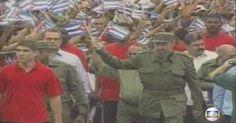 Trajetória de Fidel Castro marcou a segunda metade do século 20