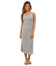 Brigitte Bailey Brigitte Bailey  Lauren Tank Midi Dress Grey Womens Dress for 34.99 at Im in!