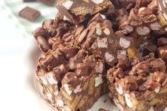 Rachel Allen's chocolate marshmallow biscuit cake recipe