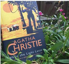 •thesistersreadI've just finished While the Light Lasts by Agatha Christie. Which is a collection of some of her first short stories. 📚