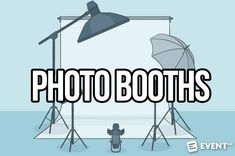Get the props flowing and snaps going with fantastic photo booths that are a guaranteed hit every time.