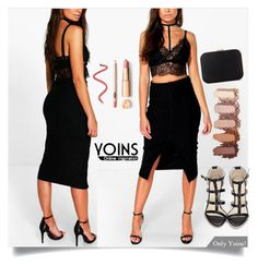 """YOINS"" by elly-852 ❤ liked on Polyvore featuring yoins, yoinscollection and loveyoins"