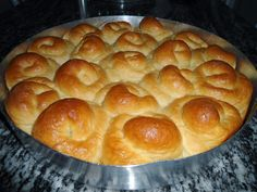 Cozinha da Niva: Pão de batata inglesa