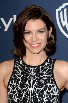 Lauren Cohan Photos - Actress Lauren Cohan attends the 2014 InStyle and Warner Bros. Annual Golden Globe Awards Post-Party on January 2014 in Beverly Hills, California. - Arrivals at the InStyle/Warner Bros. Golden Globes Party — Part 2 Lauren Cohan, Beautiful Celebrities, Beautiful Actresses, Beautiful Women, Female Celebrities, Ricky Dicky, Walking Dead Season 4, Maggie Greene, Emily Kinney