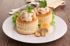 Vol-au-vent au poulet maison #recettesduqc #poulet #souper