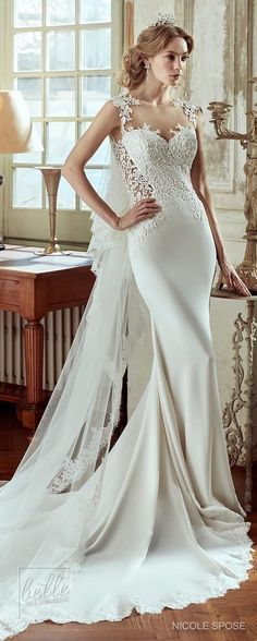 ec7e10960af7 Nicole Spose Wedding Dress Collection 2017