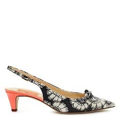 Kate Spade Japanese floral shoes