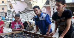 osCurve   Contactos : Cientos de miles de sirios regresan a su país tras...
