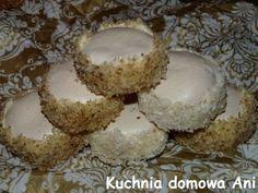 Kuchnia domowa Ani: Torciki warszawskie / Ciastka warszawskie