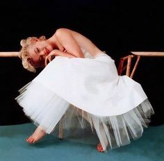 Ballerina Series, by Milton Greene