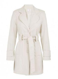 Trench coat White (R699)