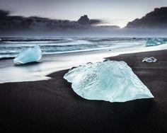 Glacial Beauty by Lynne Douglas on 500px